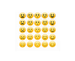 emojis with different expressions