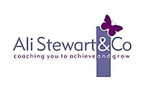 Ali Stewart logo