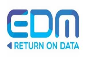 EDM logo