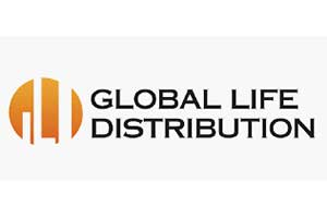 Global Life Distribution logo